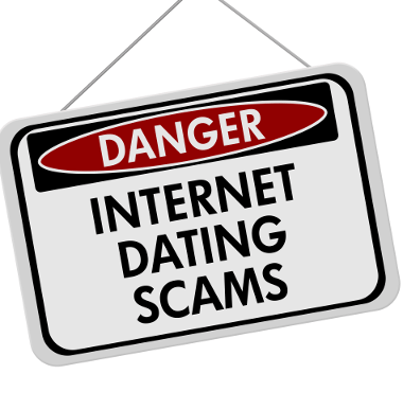 red flags for online dating scams