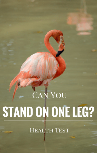 Dr. Oz: Are You Aging Too Fast? One Legged Stance Test & Sleep Apnea