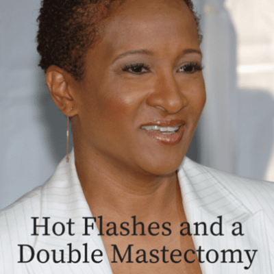 Dr. Oz: Wanda Sykes Hot Flashes, Motherhood & Double Mastectomy