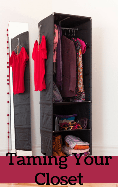 Dr. Oz: De-Clutter Home for Better Health & How to Clean Your Closet