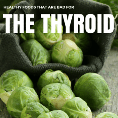 Dr. Oz: Cruciferous Vegetables, Flax Seeds & Peanuts Harm the Thyroid