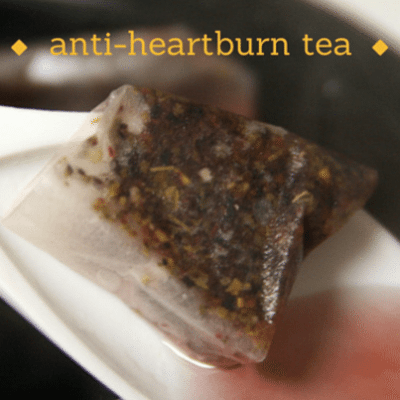 Dr. Oz: Heartburn Herbal Tea Recipe