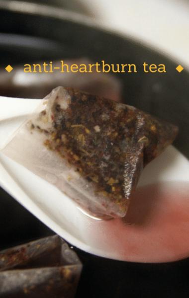 Dr. Oz: Heartburn Herbal Tea Recipe