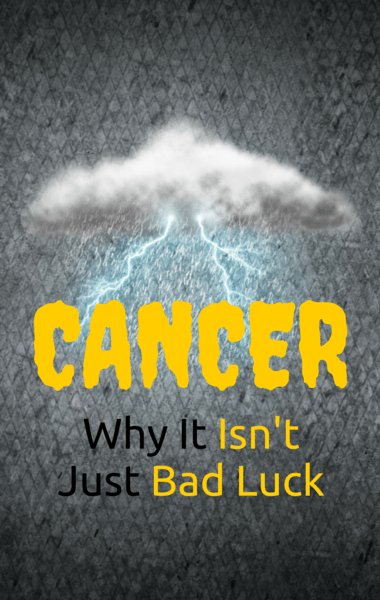 Dr. Oz: Is Cancer Just Bad Luck? Cancer-Fighting Foods & Stress Relief