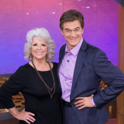 Dr. Oz: Paula Deen 35 Pound Weight Loss, Success & Struggle with Diabetes