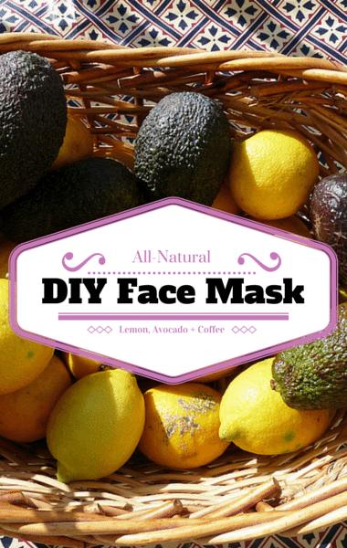 Dr Oz: Avocado Lemon Coffee Mask Home Remedy + Garlic Extract for Lice