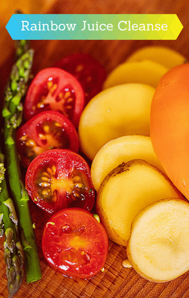 Dr Oz: Blending Vs Juicing & Colorful Rainbow Juice Cleanse Foods