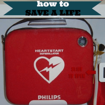 Dr. Oz: What to Do in a Cardiac Emergency & How to Use an AED