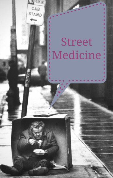 Street Medicine Institute: Dr Jim Withers Treats the Homeless for Free