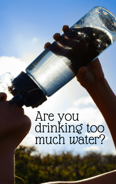 Dr. Oz: How Much Water Should We Be Drinking? Are You an Aquaholic?