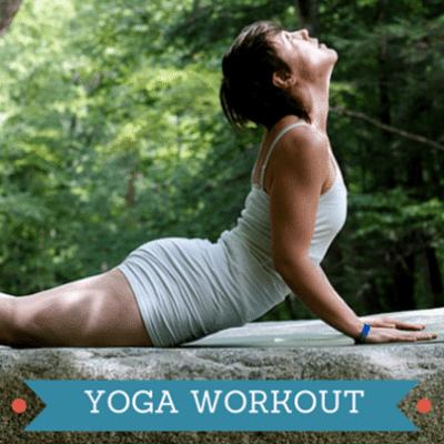 Dr. Oz: Yoga for Better Abs, Elbow to Knee Plie & Leg Block Exercise