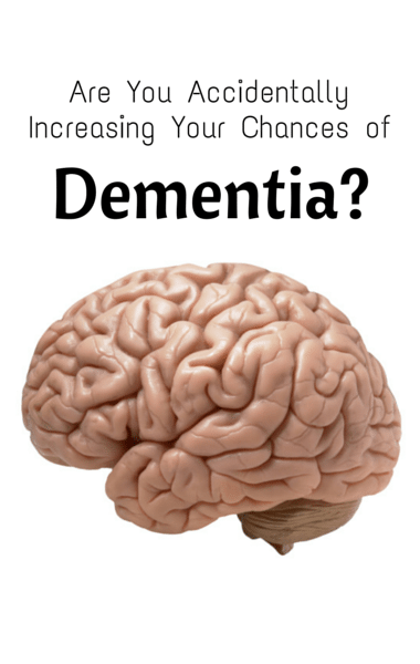 Dr. Oz: Are Some Over-the-Counter Medications Causing Dementia?