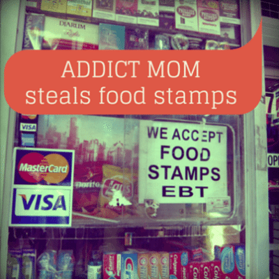Dr Phil: Cheating Addict Mom Steals Food Stamps from Struggling Family