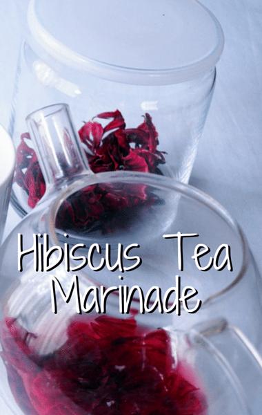 Dr. Oz: Rachael Ray Hibiscus Tea Marinade & Secret Sauce Recipe