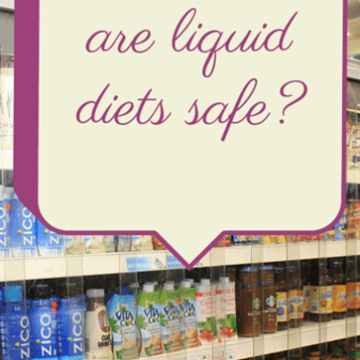 Dr. Oz: Can You Lose Weight Safely with Liquid Meal Replacements?