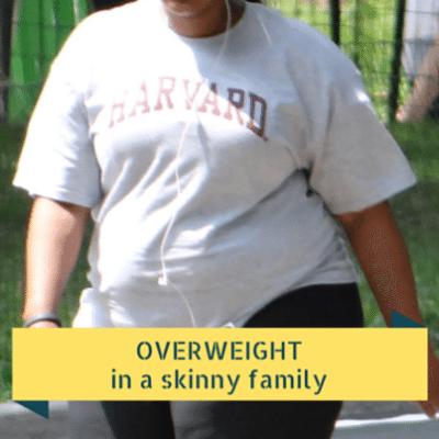 Dr. Oz: Being the Only Overweight Person in the Family & Losing Weight