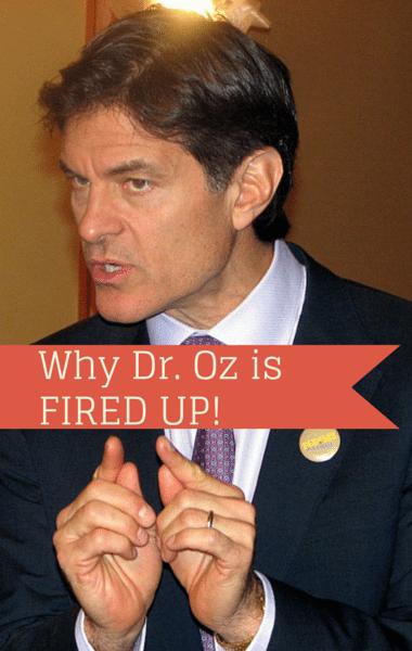 Who Sent the Letter Calling for Dr. Oz's Removal? Dr. Oz Fires Back