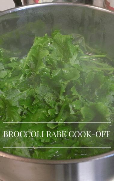 Grilled Broccoli Rabe Recipe — Dishmaps