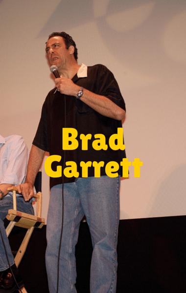 Dr. Oz: Brad Garrett When the Balls Drop, Sobriety & Getting Older