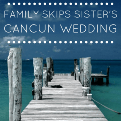 Dr Phil Family Divided: Cancun Destination Wedding & Dad Too Drunk