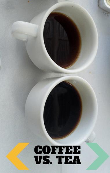 Dr. Oz: Is Tea or Coffee Better? Caffeine, Flavor & Health Benefits