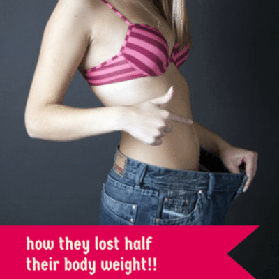 Dr. Oz: Women Lose Half Their Body Weight & Incredible Weight Loss