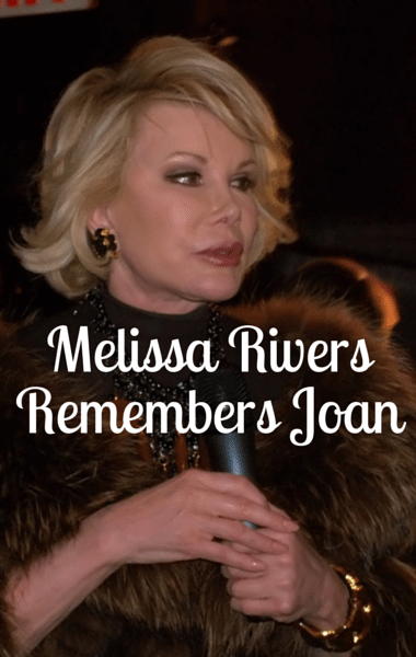 Dr. Oz: Melissa Rivers Coping with Her Mother Joan Rivers's Death