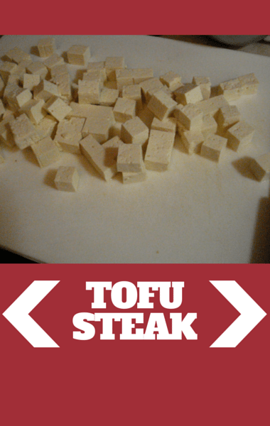 Dr. Oz: Grilled Tofu Steak Recipe