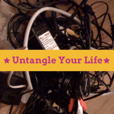 Dr. Oz: How to Sort Tangled Cords & Organize Your Refrigerator