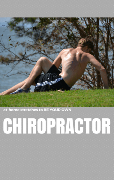 Dr. Oz: How to Be Your Own Chiropractor & Back + Neck Exercises