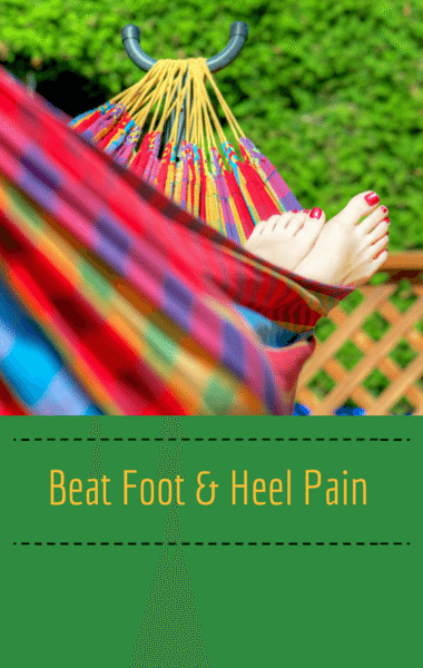 Dr. Oz: Remedy to Beat Foot Callouses & Cure Serious Heel Pain