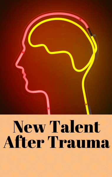 Dr. Oz: Can Traumatic Brain Injury Give You Strange Talents?