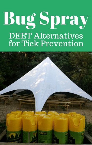 Best Tick Repellent Products: DEET Alternatives & Picaridin
