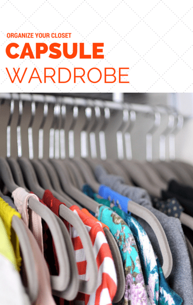 Today Show: Create a Capsule Wardrobe for a Clutter-Free Closet