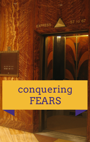 Dr. Oz: How to Conquer Phobias & Woman Faces Her Elevator Fear