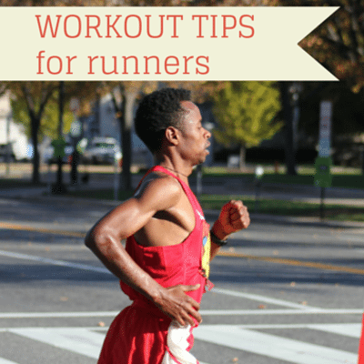 Better Workouts for Runners: Muscle Toning & Repetition Options