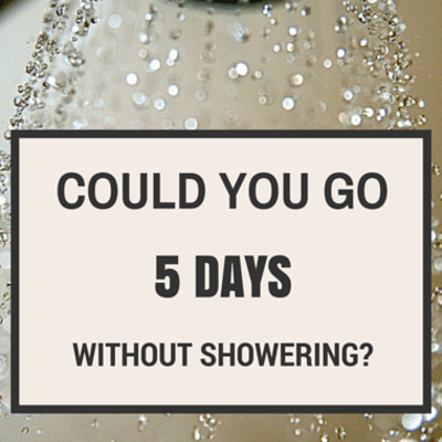 5-day-without-showering-