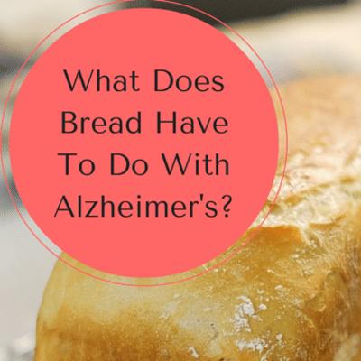 Dr Oz: The Link Between Bread & Alzheimer's + Vitamin D