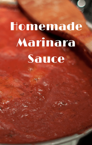 Dr Oz: Rachael Ray Homemade Marinara Sauce Recipe