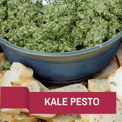 Dr Oz: Rachael Ray Kale Pesto Recipe + Roasted Cauliflower