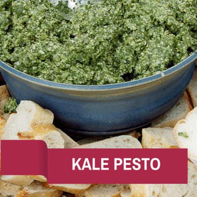 Dr Oz: Rachael Ray Kale Pesto Recipe + Roasted Cauliflower