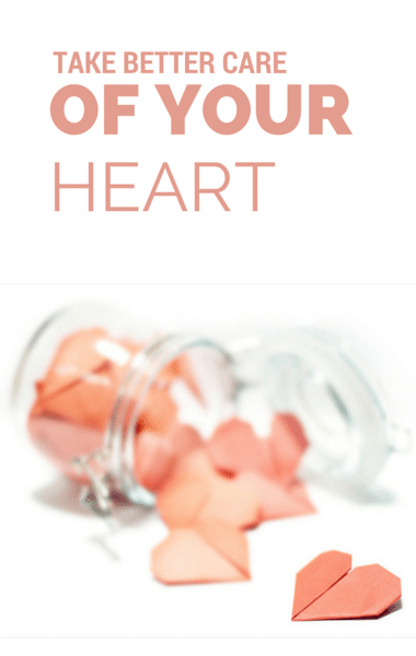 Dr Oz: Carrying A Heart Around + Heart Disease Wake Up Call