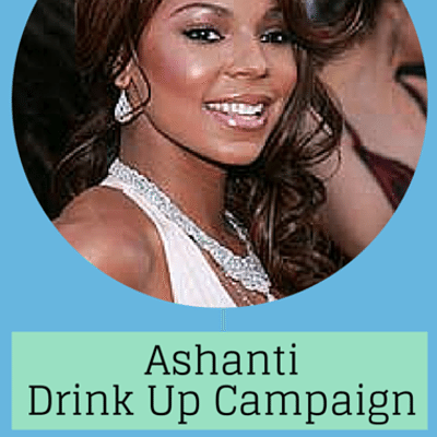Dr Oz: Ashanti Drink Up Campaign + How To Drink More Water