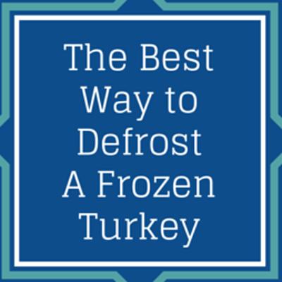 best-way-defrost-turkey-