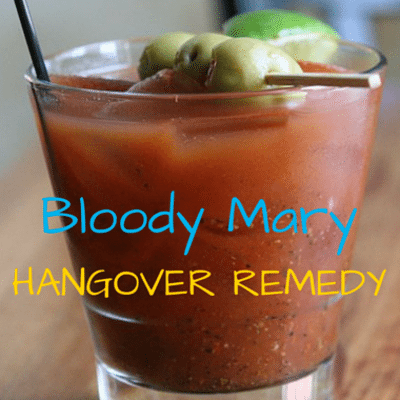 Dr Oz: Sore Throat Remedy + Avoid Hangovers & Virgin Bloody Mary