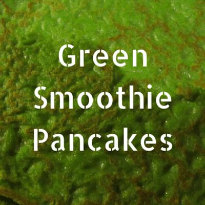 Dr Oz: Hot Health Gadgets + Green Smoothie Pancake Recipe