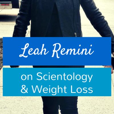 leah remini weight loss 2015