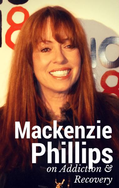 Dr Oz: Mackenzie Phillips Drug & Alcohol Addiction + Recovery