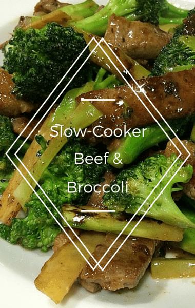 Dr Oz: Healthy, Easy Slow Cooker Beef & Broccoli Recipe