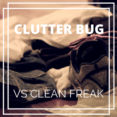 Dr Oz: Clean Freak & Clutterbug + Home Organization Tips